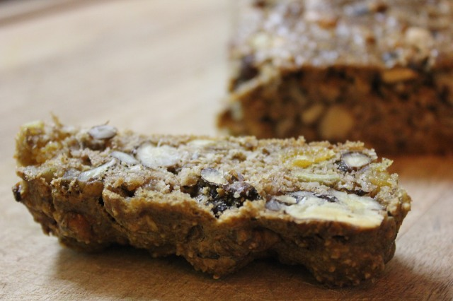 Nutty Apricot Bread 13