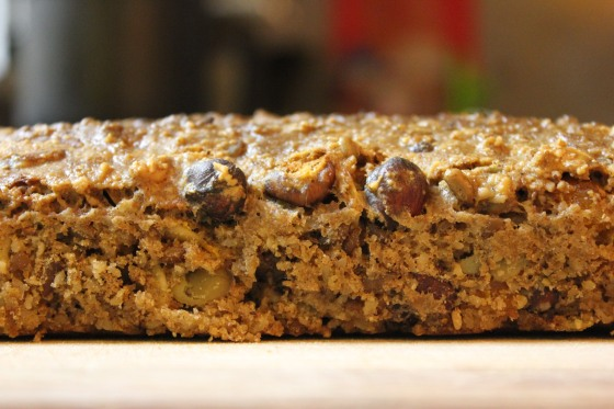 Nutty Apricot Bread 9
