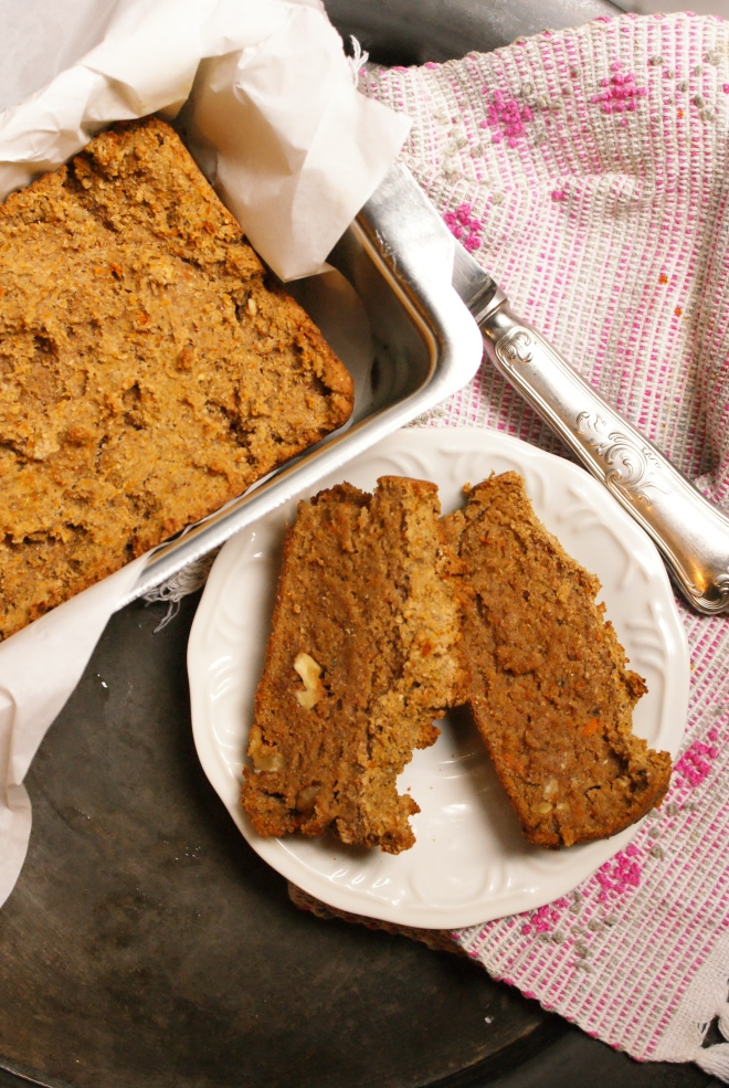 Pumpkin Chestnut Bread
