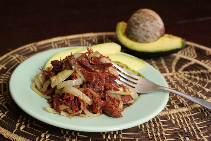 Brazilian Carne Seca - and a Top 5 Must-try of Brazilian Cuisine