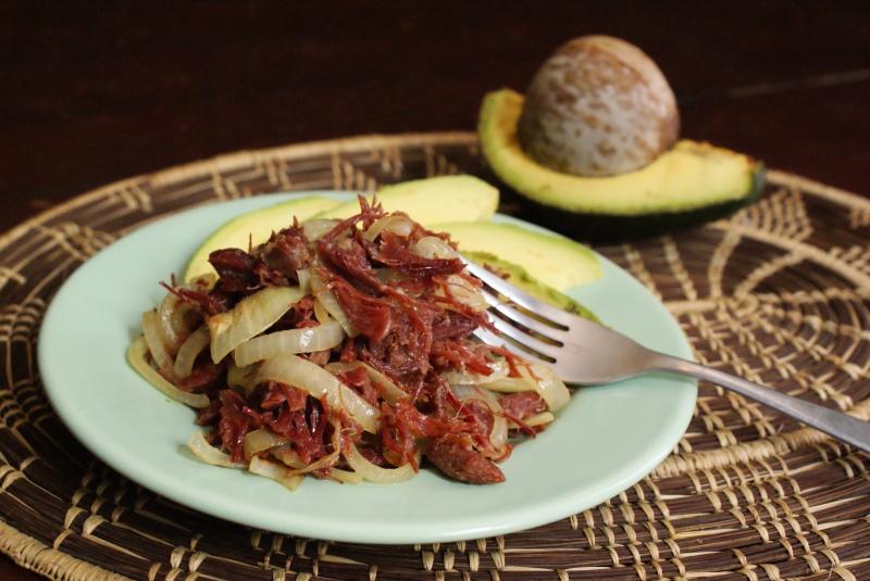 Brazilian Carne Seca - only 5 ingredients!