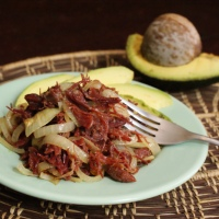 Brazilian Carne Seca - and a Top 5 Must-try of Brazilian Cuisine