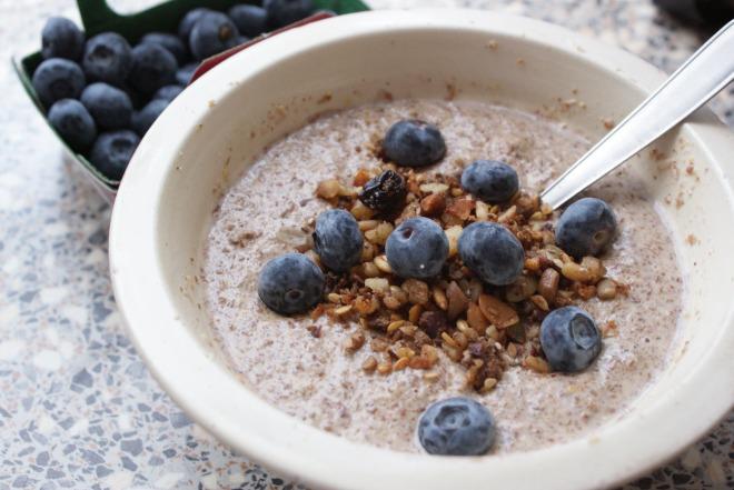 Grain-Free Morning Porridge by My Little Jar of Spices