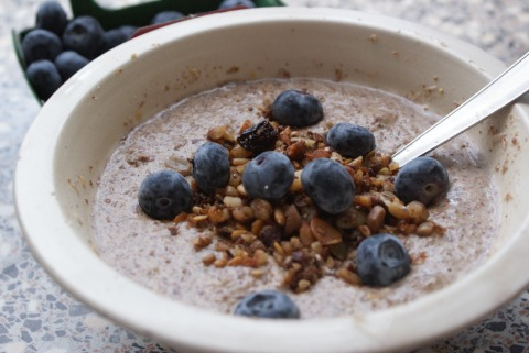 Grain-Free Morning Porridge by My Little Jar of Spices