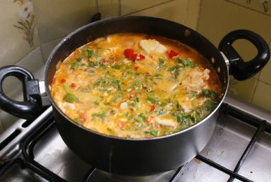 Ecuadorian Coconut Fish Stew (Encocado de Pescado) by My Little Jar of Spices