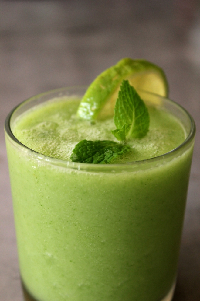 Brazilian Love Green Smoothie (Vegan)