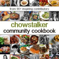 The Chowstalker Community Cookbook is out!
