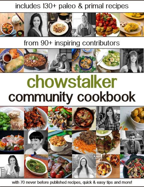 The Chowstalker Community Cookbook is out! by My Little Jar of Spices